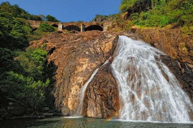 Dhudhsagar falls