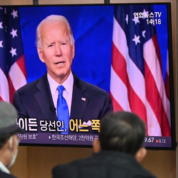 Biden didn't Receive any Congratulatory Wishes from China and Russia.