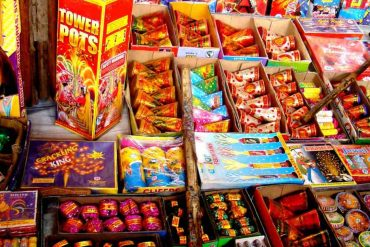 MP bans the firecrackers