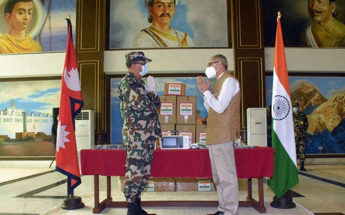 Nepal Thanks India for Gifting 10 Ventilators Despite Conflicts