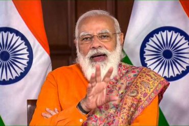PM Modi Unveils Projects that Could Cost Rs. 614 Crore for Varanasi