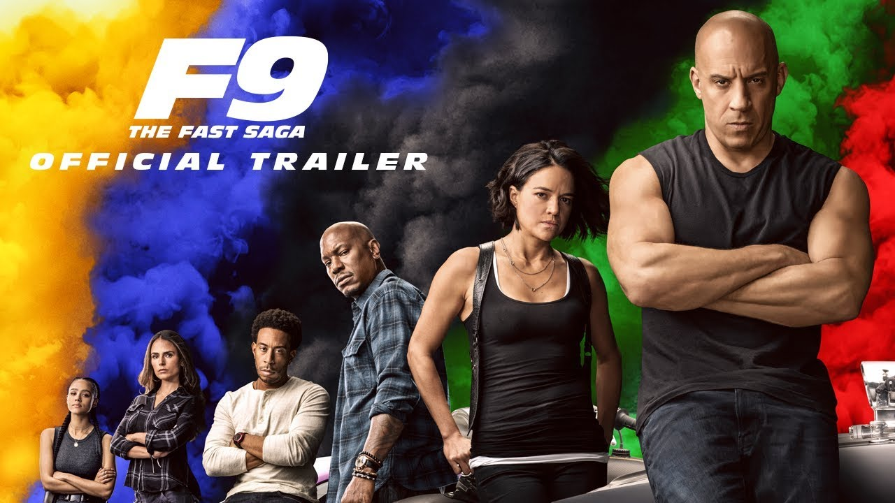Release date of F9 saga