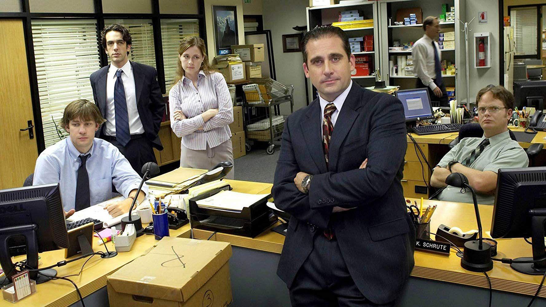 Office U.K. Vs Office U.S.A