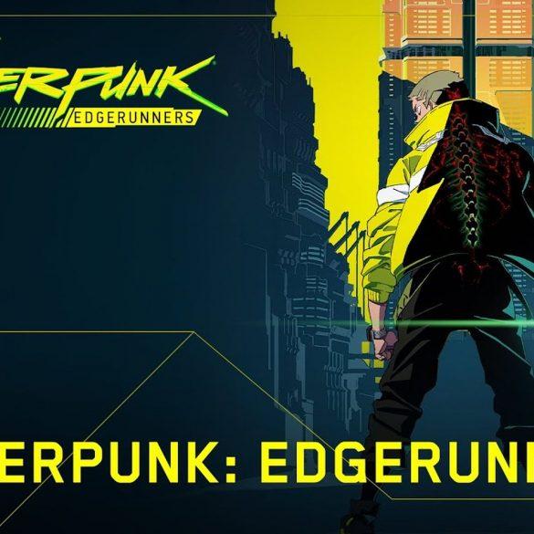Cyberpunk Edgerunners season 1