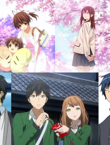 romantic animes