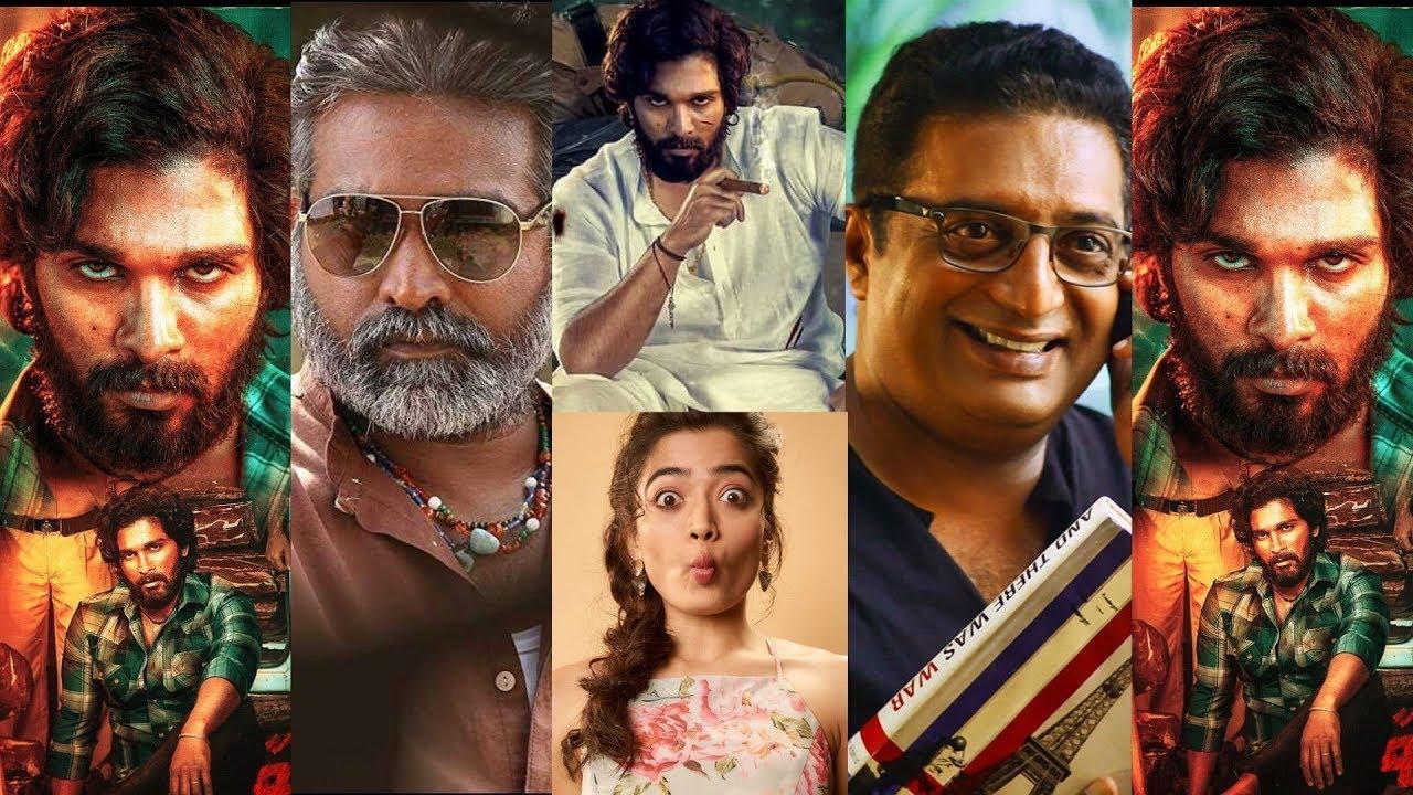 """Pushpa"" movie release date"