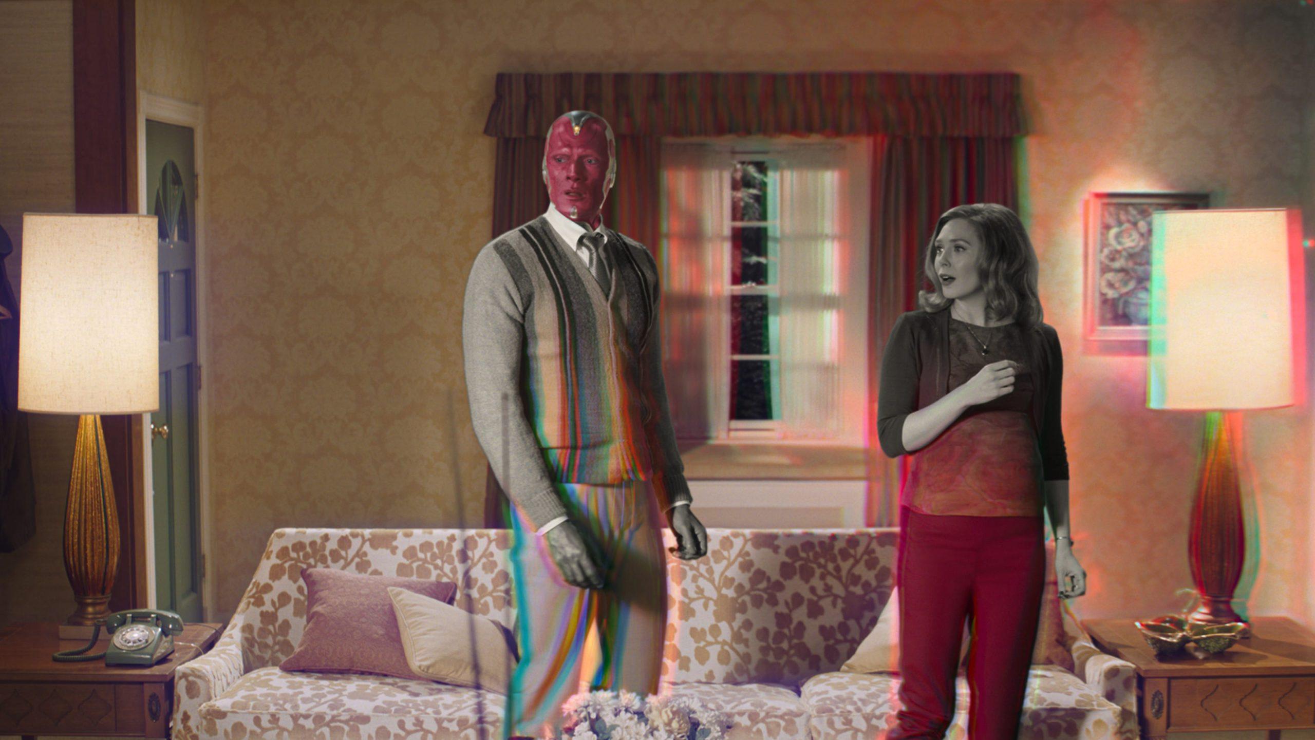 Wanda Vision episode 3 release date