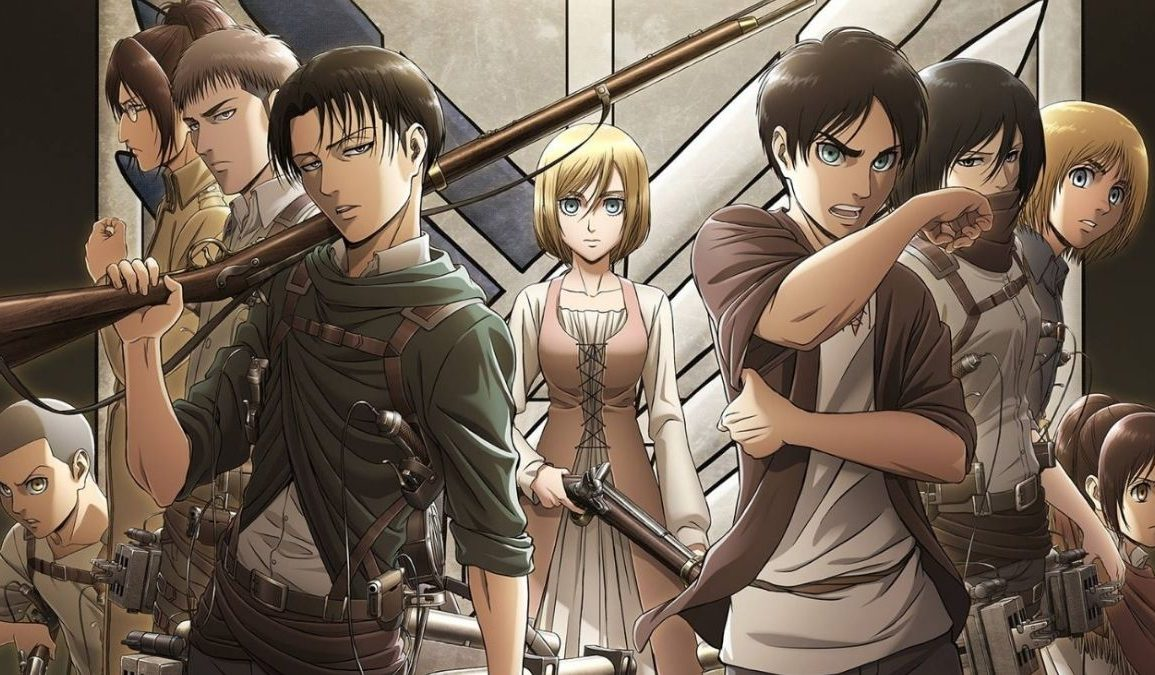 Attack on titan season 4 episode 6 release