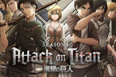 Attack on Titan season 4 episode 4