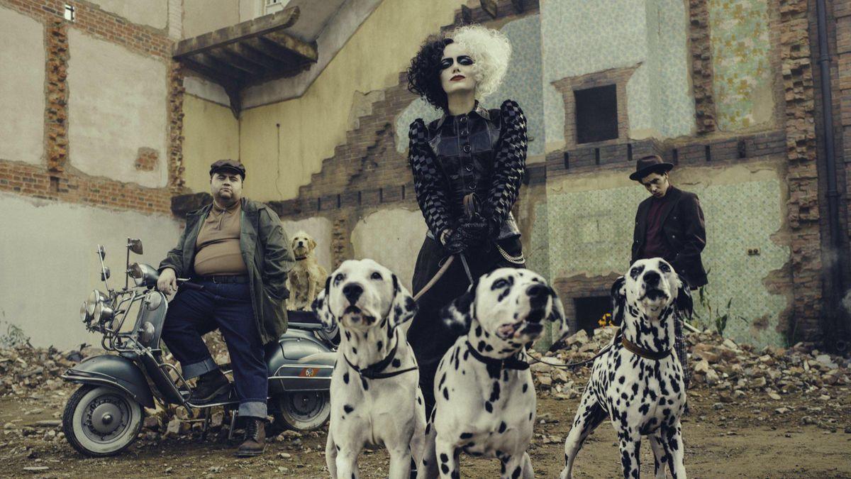Cruella 2021- Caught Youth Cruella On The Bigger Screen