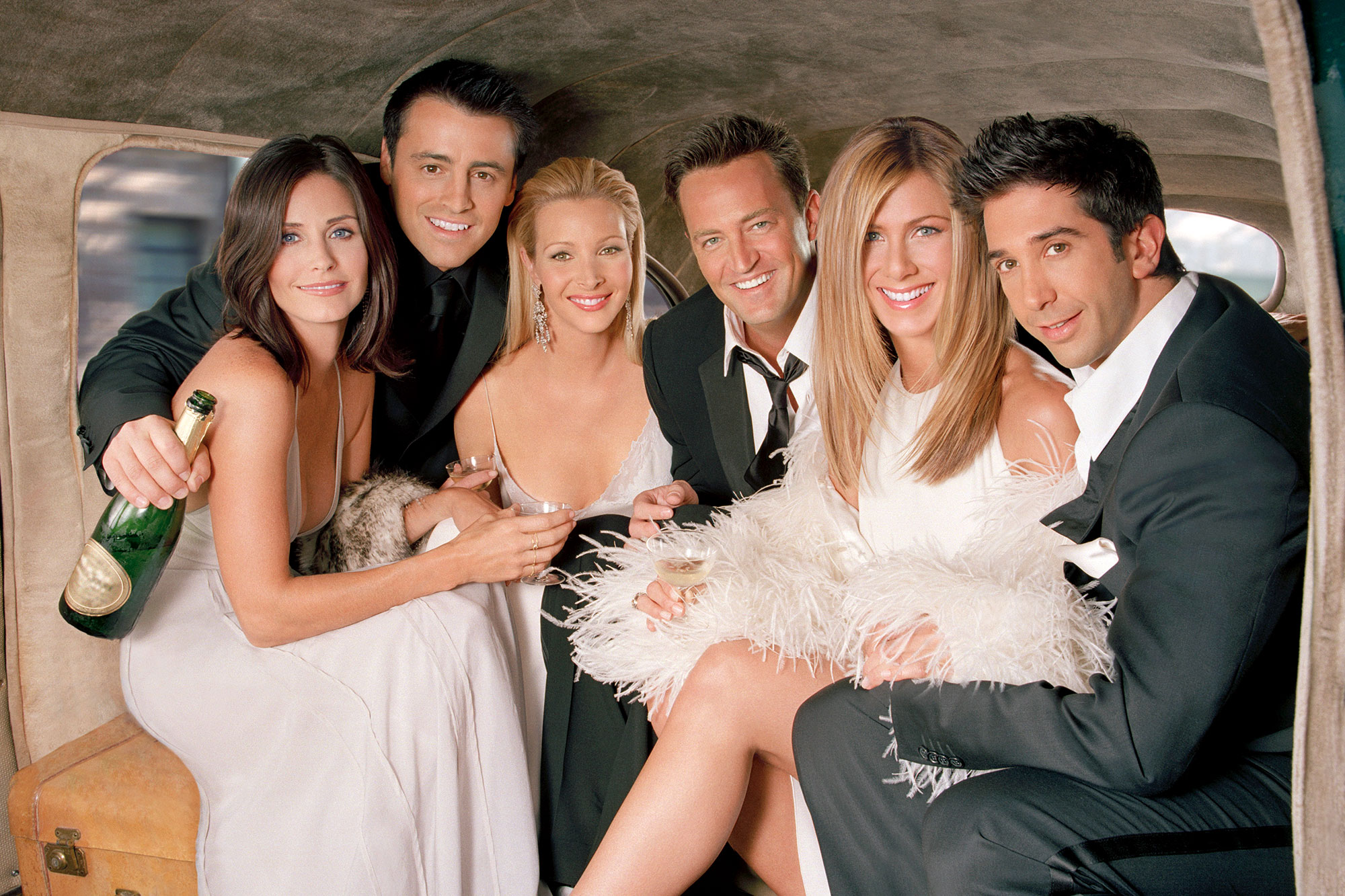 F.R.I.E.N.D.S Is Back With A Reunion Movie After 17 Years- Find Out The Release Date