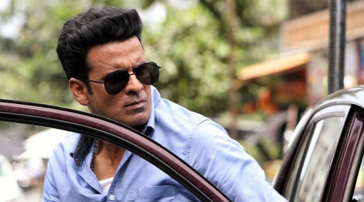 Manoj Bajpayee in The Family Man season 2