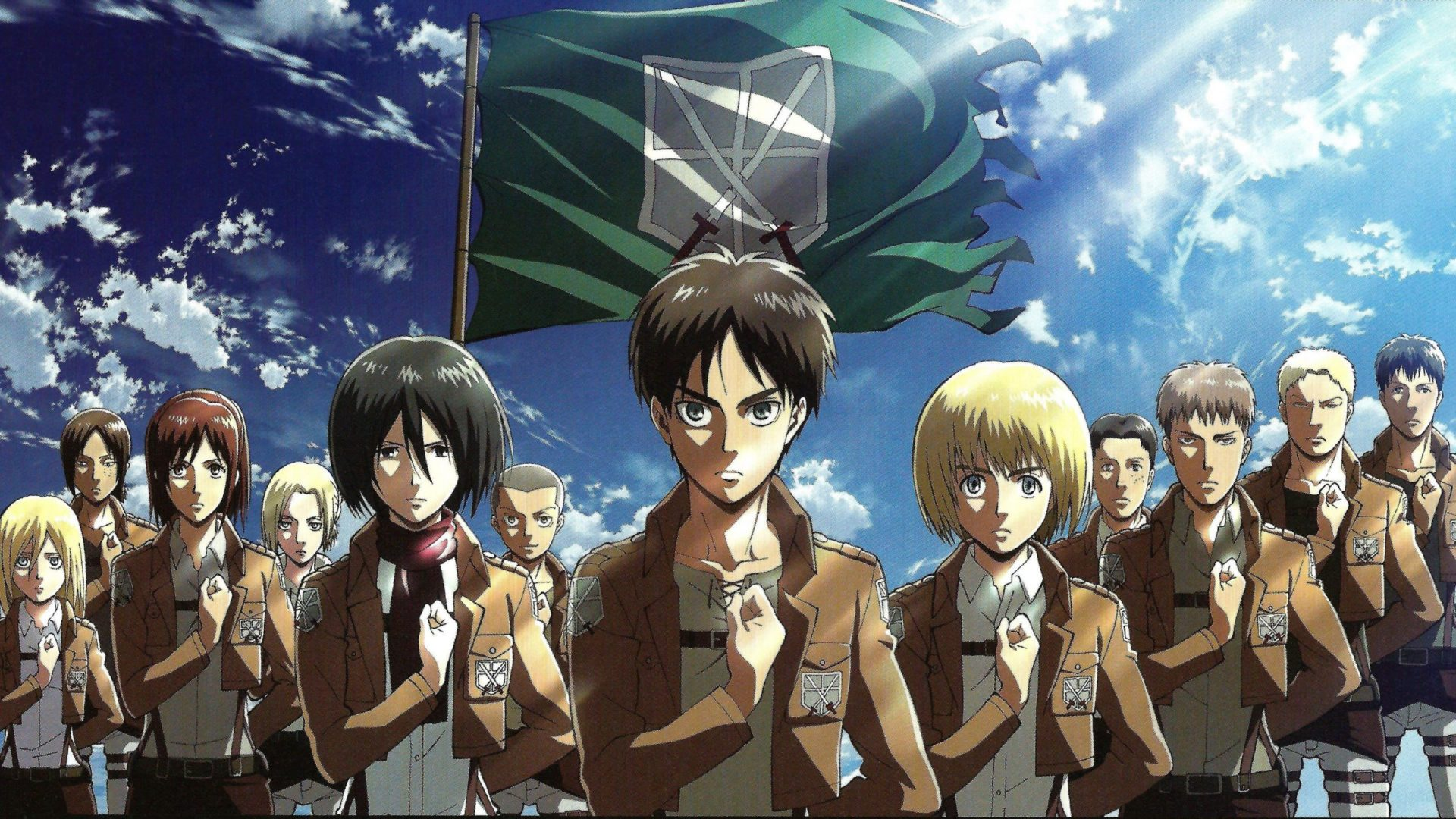 8th Episode Of Attack Of Titan- Find Out The Release Date!