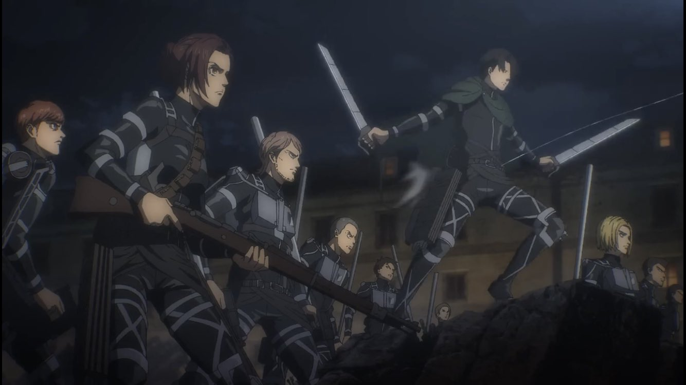 10th & 11th Episode Of The Attack On Titans Release Date and Preview