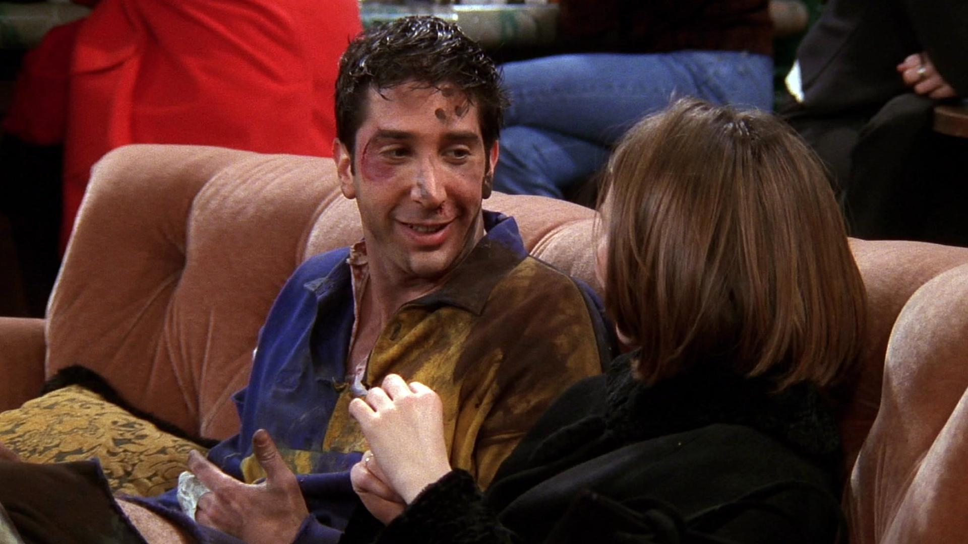 """The One With All The Rugby"""" (Season 4, Episode 15)"""