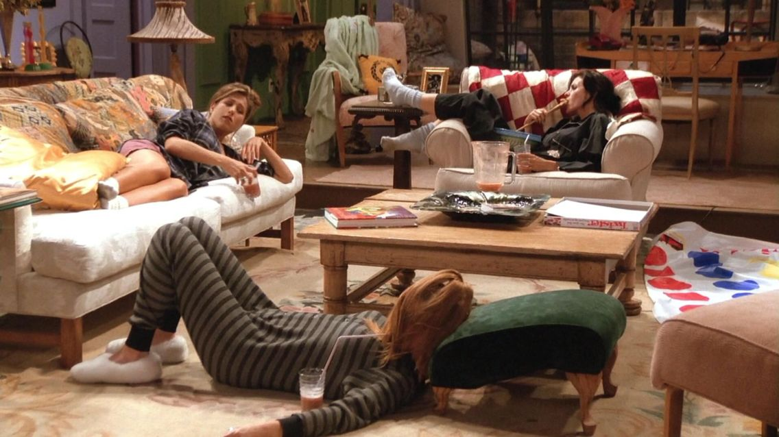 """The One With George Stephanopoulos"""" (Season 1, Episode 4)"""