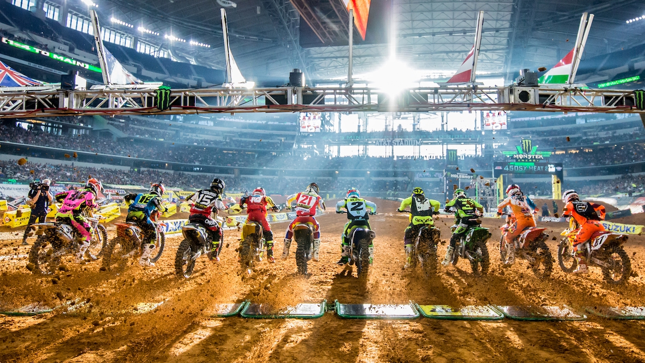 Release Date of 'Supercross'