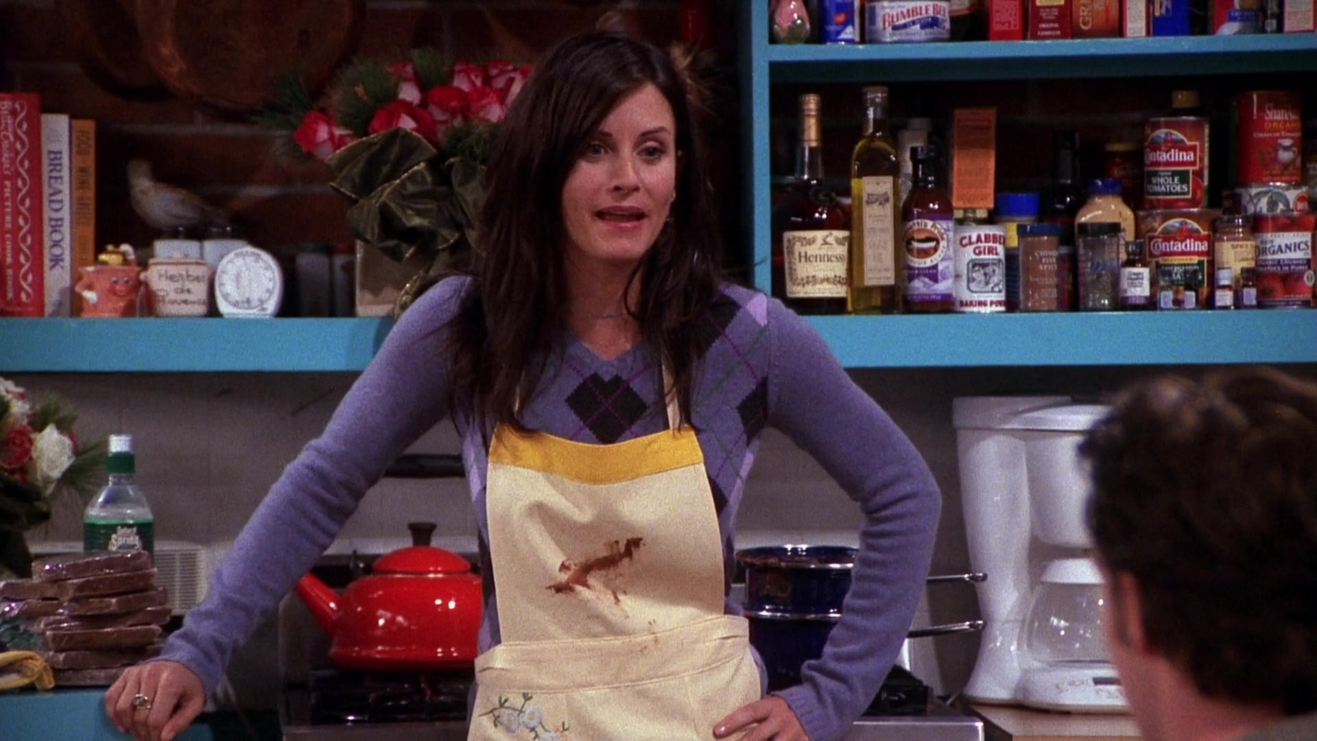 """The One With All The Candy"""" (Season 7, Episode 9)"""