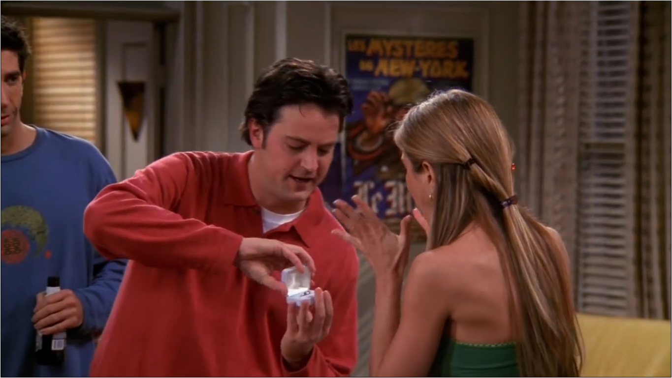 The One With The Ring (Season 6, Episode 23)