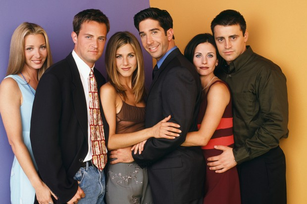 cast of friends
