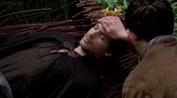 Sir Lancelot death