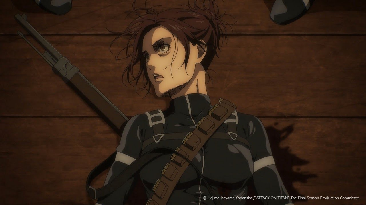 Attack On Titan Episode 8 & Preview of Episode 9!