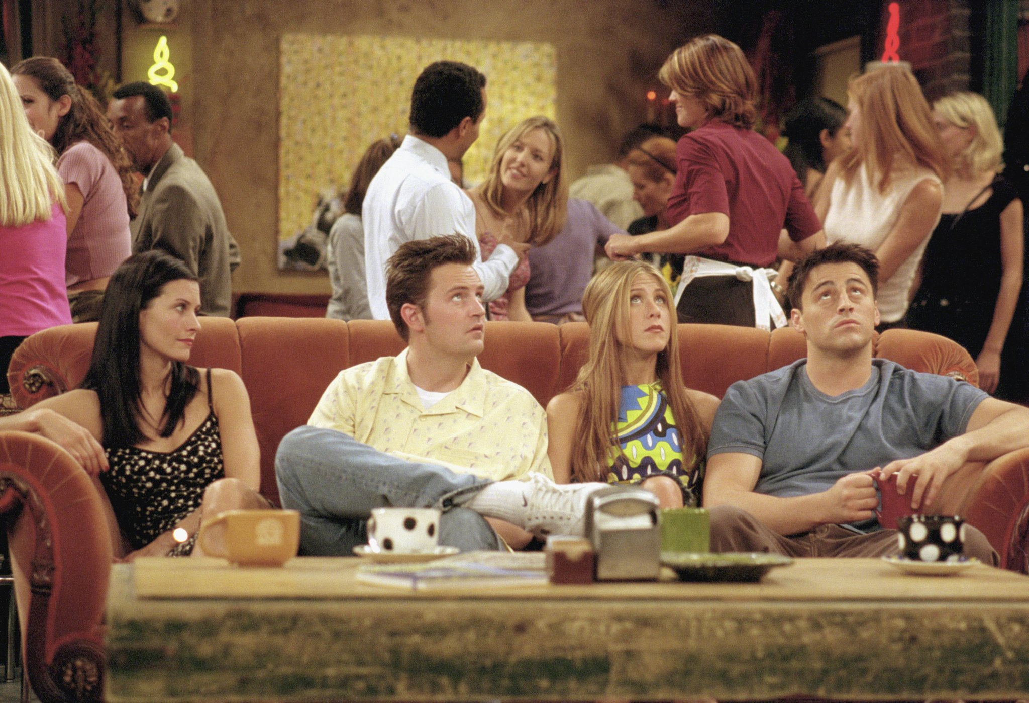 The One Where They All Turn Thirty (Season 7, Episode 14)
